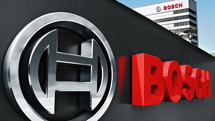 Zentrale der Bosch Group in Gerlingen bei Stuttgart