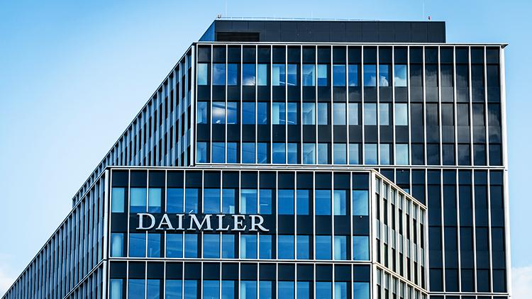 Daimler AG Zentrale - Stuttgart