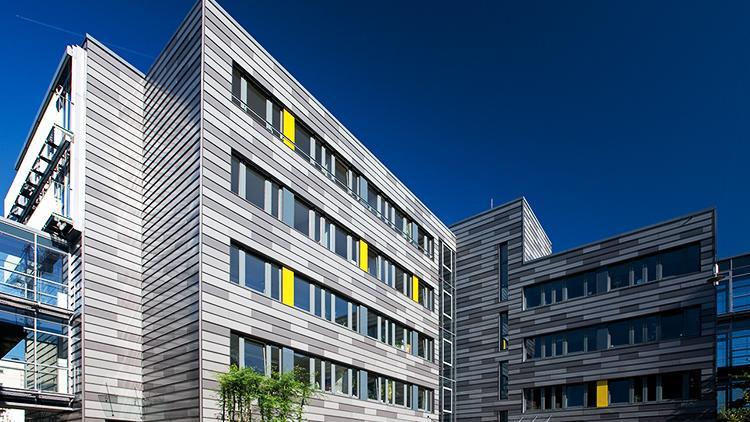 tecis Firmenzentrale in Hamburg
