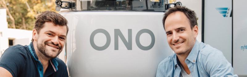 Die Gründer von ONO