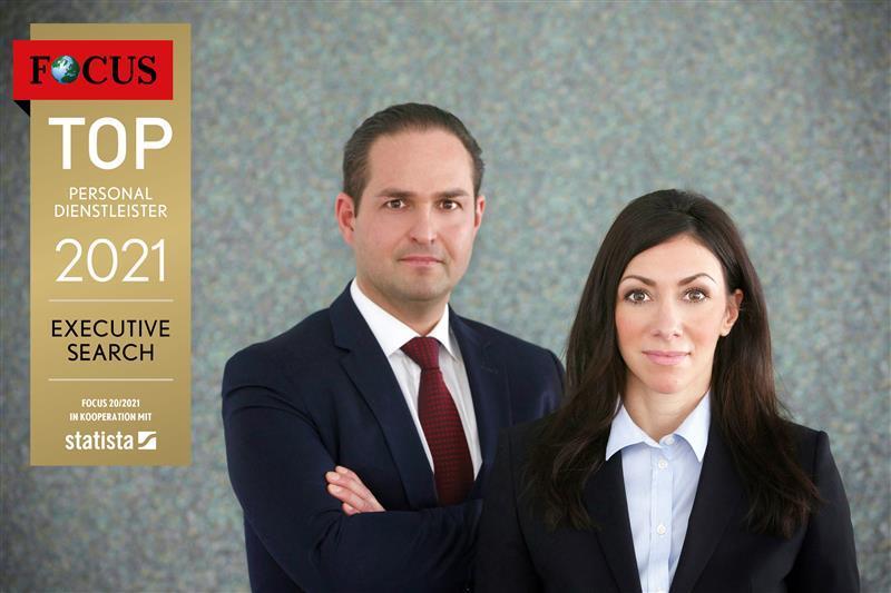 Kaan Bludau und Claudia Whitcher von BludauPartners