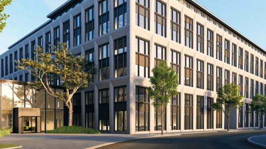 So soll Apples Europäisches Zentrum für Chip-Design aussehen